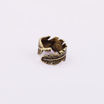 Free As A Feather Ring