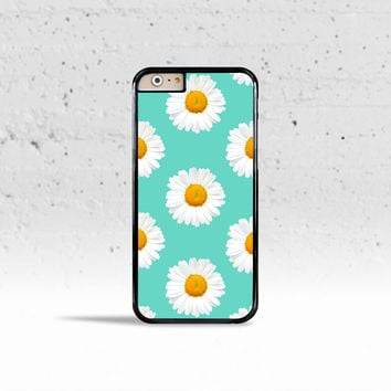 Lovely Daisies Case Cover for Apple iPhone 4 4s 5 5s 5c 6 6 Plus & iPod Touch
