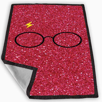 Harry Potter Design Blanket for Kids Blanket, Fleece Blanket Cute and Awesome Blanket for your bedding, Blanket fleece **