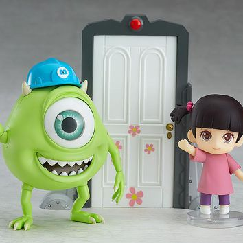 Mike & Boo DX Set - Nendoroid - Monsters, Inc. (Pre-order)