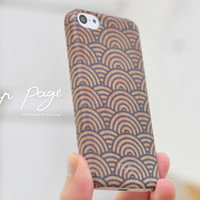 apple iphone case : ocean wave from nappage