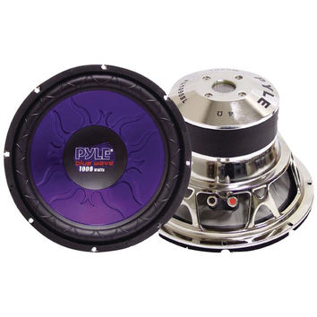 "PYLE Blue Series High-Power Subwoofers (15"") PL1590BL PL1590BL 68888871143"