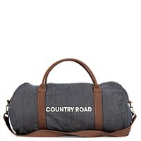 Women's Tote Bags Online - Raw Denim Tote - Country Road