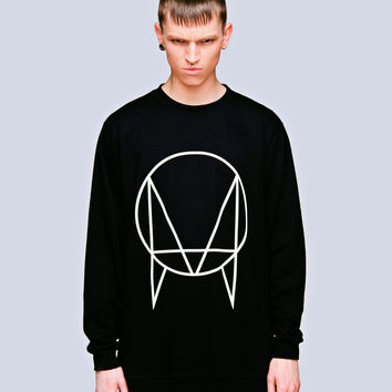 Limited Edition Long Clothing Collab 'OWSLA' Sweater // Unisex