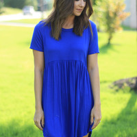 The Festival T-shirt Dress