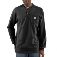 Carhartt Long Sleeve Workwear Pocket T-Shirt Workwear USA