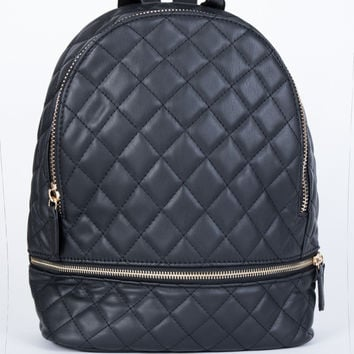 All Quilted in Backpack