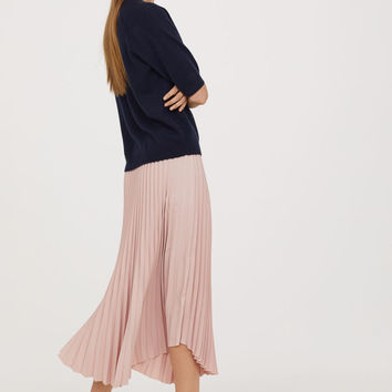 H&M Pleated Skirt $49.99