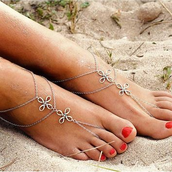 Toe Anklet Chain