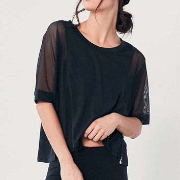 Nike Breathe Short Sleeve Training Tee - Urban Outfitters