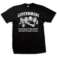 Government Is A Brilliant Idea T-Shirt