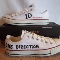 One Direction Low-top Converse