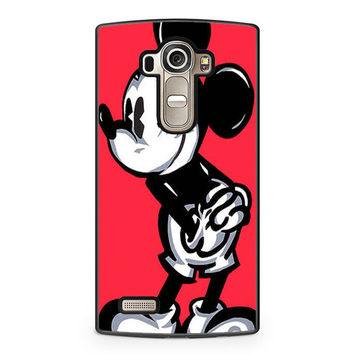 Mickey Mouse red LG G3 LG G4 LG G5 Case