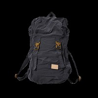 Nylon Packable Backpack, Navy