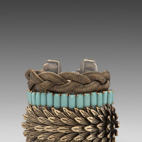 Samantha Wills Beautiful Nightmare Bracelet Set in Turquoise from REVOLVEclothing.com