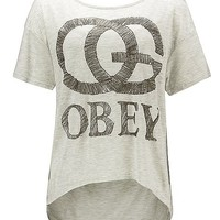 OBEY Pencil OG T-Shirt - Women's Shirts/Tops | Buckle