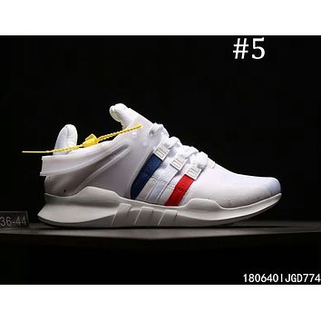 ADIDAS EQT SUPPORT ADV woven upper breathable running shoes F-AHXF #5