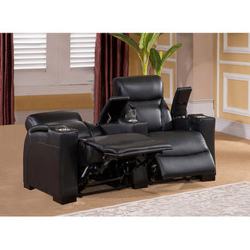 Coja Bristol Home Theater 2 Row Recliner