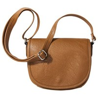 Merona® Saddle Crossbody - Brown