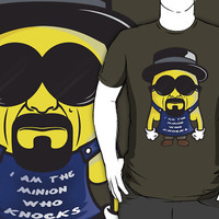 I am The Minion Who Knocks - Breaking Bad / Despicable Me Mashup