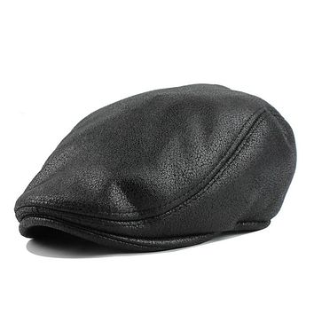 Chivalrous Whiskey Peddler Beret