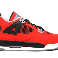 KUYOU Air Jordan 4 Retro Toro Bravo GS