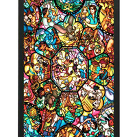 Disney Stained Glass iPhone 6 Cases - Hard Plastic, Rubber Case