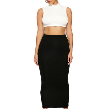 The Hourglass Midi Skirt - New Arrivals