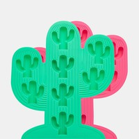 Sunnylife Cactus Ice Trays - Set of 2 at asos.com