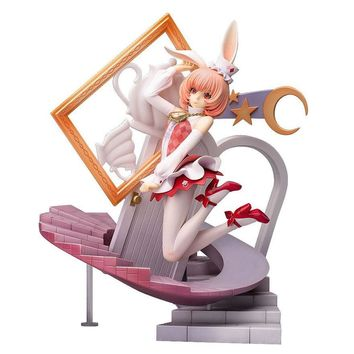 FairyTale-Another- Alice in Wonderland Myethos 1/8 Scale Figure : Another White Rabbit [PRE-ORDER] - HYPETOKYO