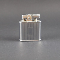 Vintage 1950's Ronson Chrome Lighter