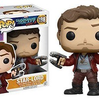 Funko Pop Guardians of the Galaxy Vol. 2 Star-Lord 198 12784