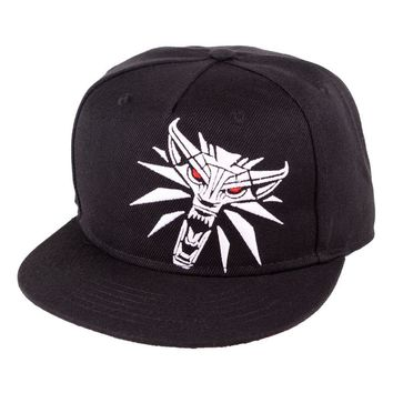 The Witcher Side Logo Hat