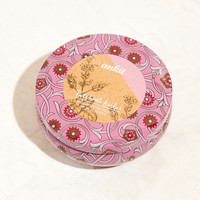 Patchouli Amber Scented Tin Jar Candle