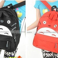 Unisex Trendy Cute School Book Campus Bag Backpack 6 Colors WBG766
