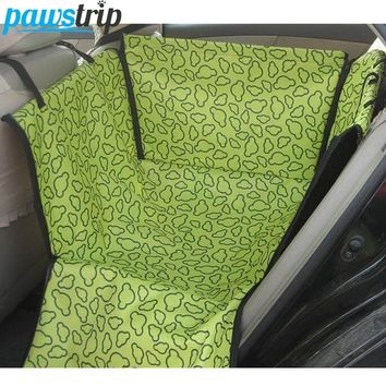 4 Colors Pet Carriers Dog Car Seat Cover Waterproof Car Protector