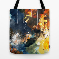 Sonetto Tote Bag by Li Zamperini