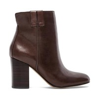 Sam Edelman Fairfield Bootie in Brown