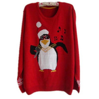 Women's Christmas Sweater
