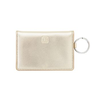 O-Venture: Gold Rush Leather ID Case