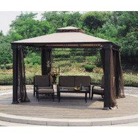 Sunjoy CTC Urban Gazebo Replacement Wall