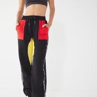 I.AM.GIA Colorblock Track Pant   Urban Outfitters