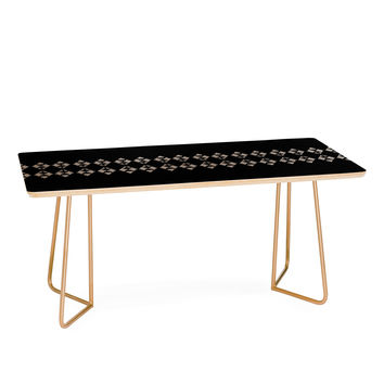 Viviana Gonzalez Black and white collection 03 Coffee Table