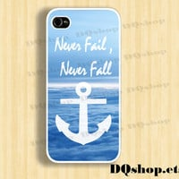 iPhone 5 Case Anchor Blessing Quotes iPhone 4 Case