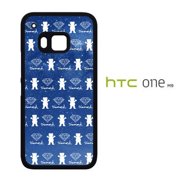 Grizzly Griptape Wallpaper X2283 HTC One M9  Case