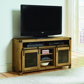 Mojo Rustic 54 Inch Console Driftwood