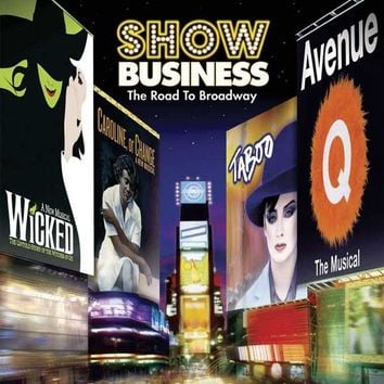 ShowBusiness: The Road to Broadway 11x17 Movie Poster (2007)