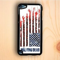 Dream colorful The Walking Dead Art Flag iPod Touch 5th Generation Case