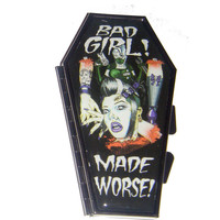 Kreepsville 666 bad girl coffin compact mirror | Kreepsville 666