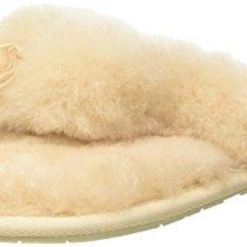 UGG Women's Fluff Flip Flop II Slip on Slipper UGG Australia Womens